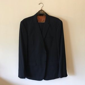 Jos. A. Bank Navy Slim Fit Suit Jacket 46 L